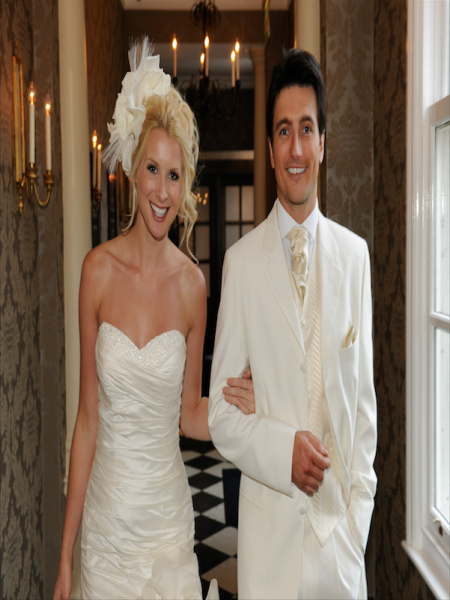 Ivory Wedding Suits