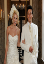 Ivory Wedding Suit to Hire