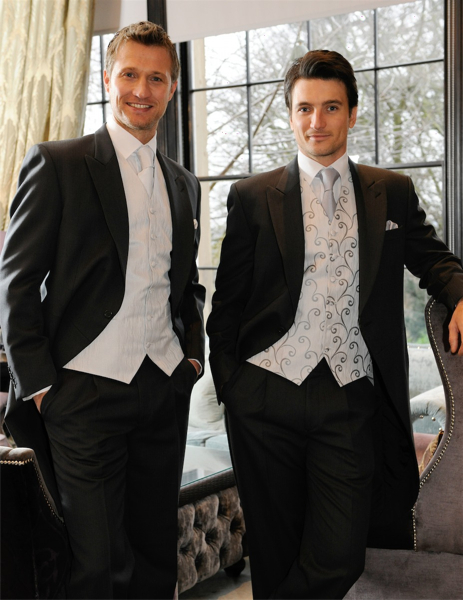 Corless Formalwear Galway - Charcoal Grey Wedding Suits