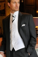 regular grey suit for weddings