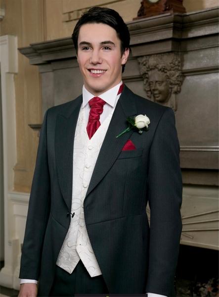 Grey Wedding Suits Groom Suit Galway